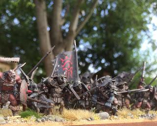 Orc War band