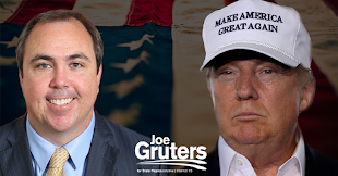 Trump's Man in Fl Fl GOP Chair & State Senator Joe Gruters