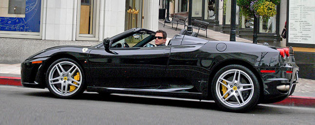 Auto Car Collection Ferrari F430 Spider