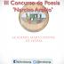 """III Concurso de Poesia """"Narciso Araújo"""""""
