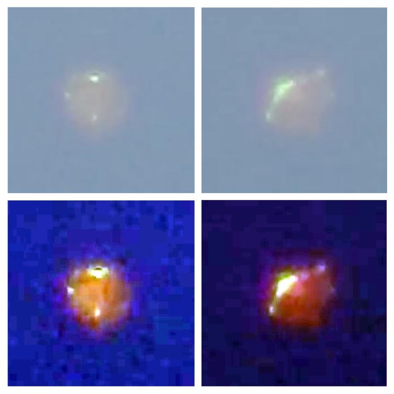 UFO SIGHTINGS DAILY: UFO Over Guadalajara, Mexico On Sept 27, 2015 ...