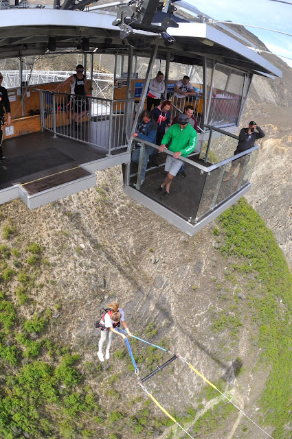 nevis arc swing queenstown new zealand