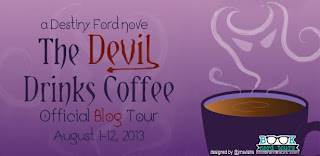 The Devil Drinks Coffee Blog Tour