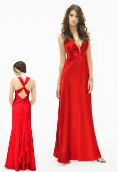 Prom Dress on Stunning Red Prom Dress