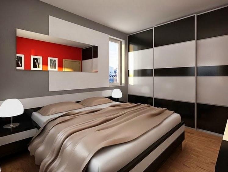 desain kamar tidur cantik