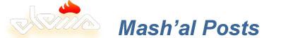 Mash'al Posts