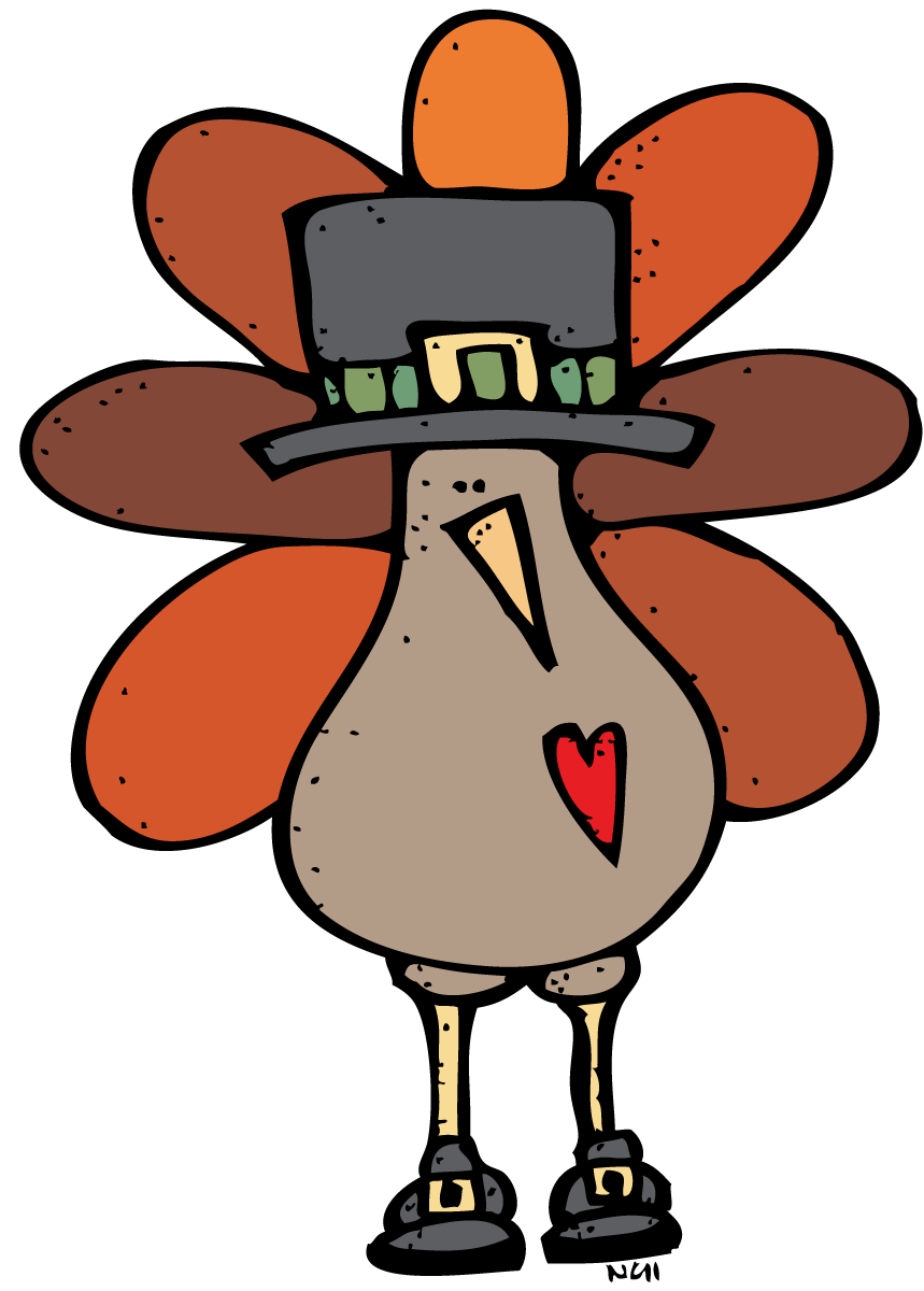 melonheadz november 2011 clip art of turkey and pumpkin clipart of turkey leg