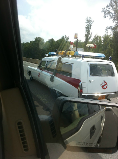 Ghost Busters in The Tar Heel State