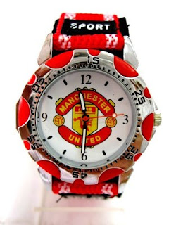 SPORTY-WATCH-235 Manchester United.IDR.60RB