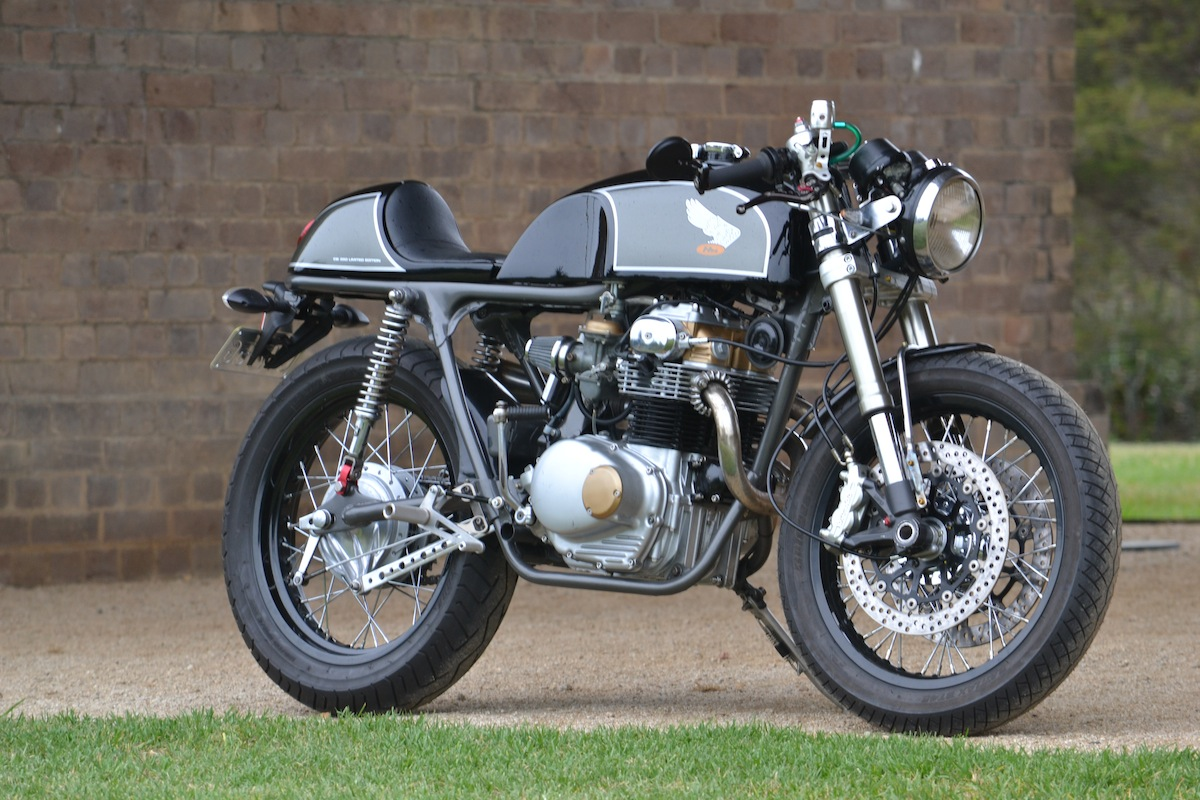 Racing Caf    Honda CB 350 Limited Editon Special