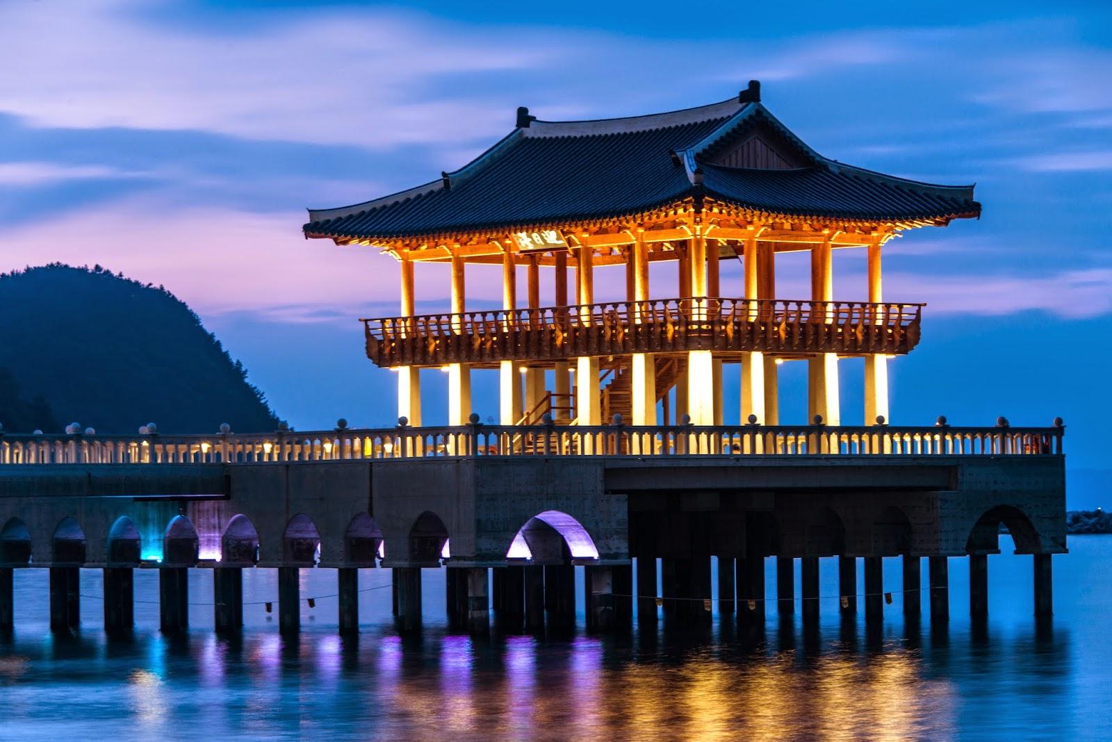Pohang Beach