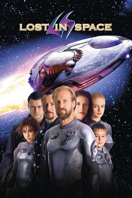 Lạc Ngoài Không Gian - Lost In Space