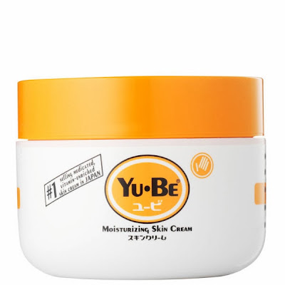 yu be moisturizing cream