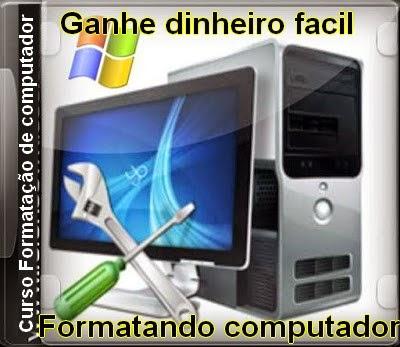 APRENDA FORMATAR COMPUTADOR