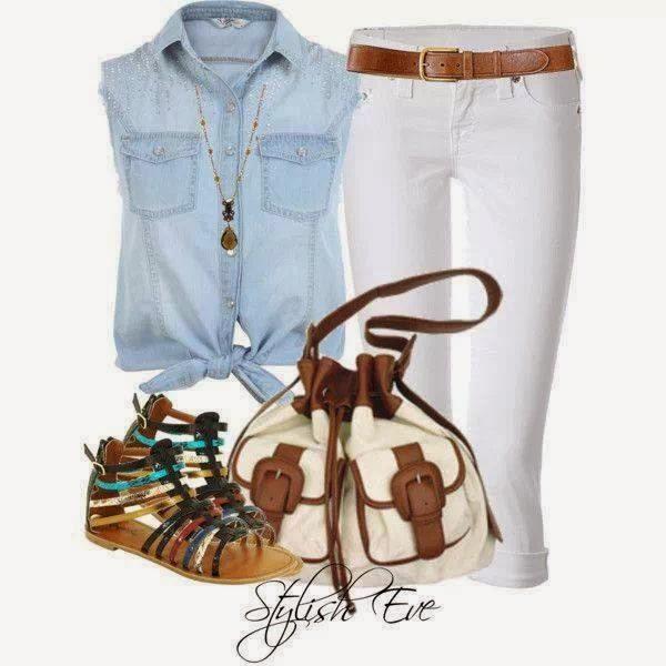 Jeans, Shoes, Shirt, Dress...