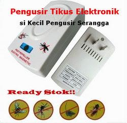 Alat pengusir tikus elektronik, Alat Pengusir Nyamuk Kecoak Tikus dengan gelombang Ultrasonic)