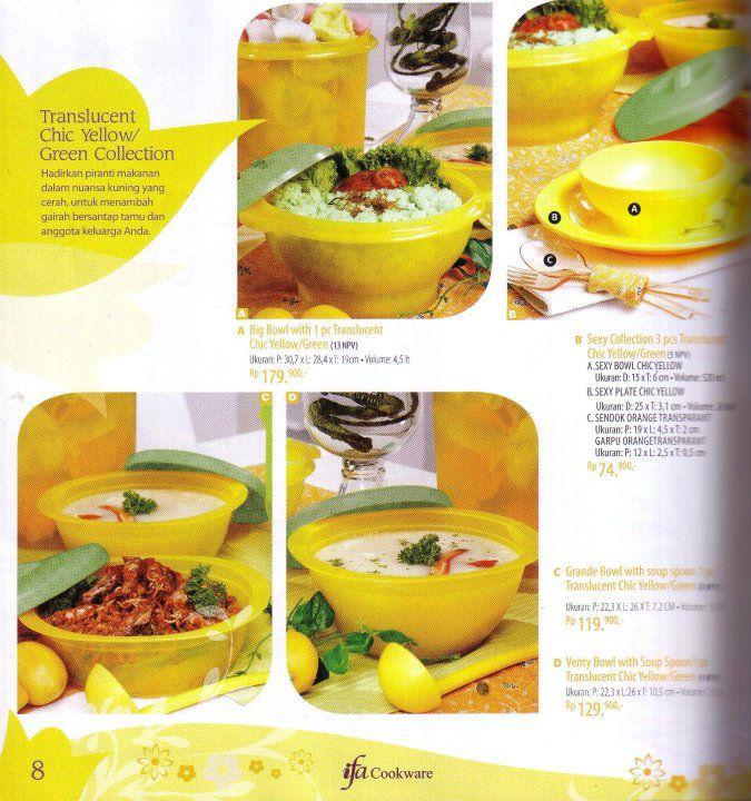 Katalog IFA COOKWARE Januari Maret 2012 IFA Dahsyat
