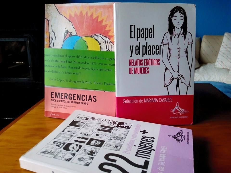 Libros en los que participo