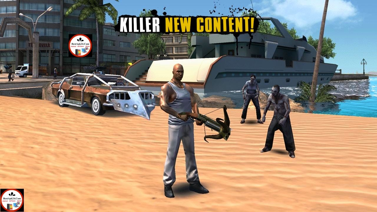 Download Gangstar Rio: City of Saints v1.1.6e APK