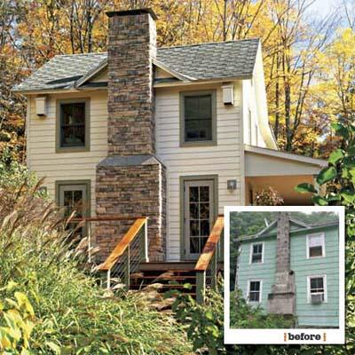 The Life Of Riley New York Farmhouse Restoration