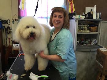 Charlie Caprara's Dog Tucker at Best Friends