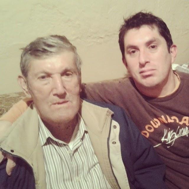 Padre e hijo / father & son - lacasadeleslie.com