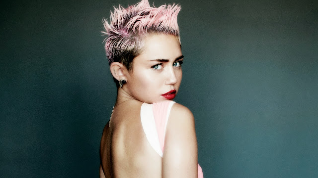 miley cyrus for v magazine wallpapers hd