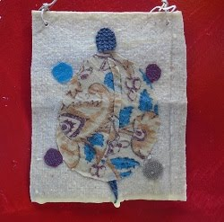 beeswax rag flag mania: turtle