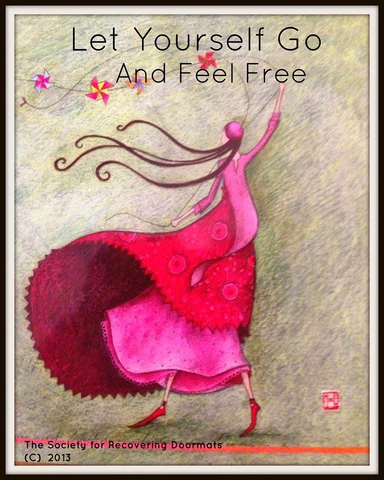 ........be free