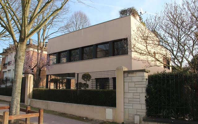 Villa Trapenard à Sceaux 1932