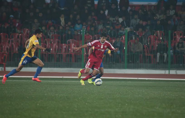 Hero i-League 2015-16 Results