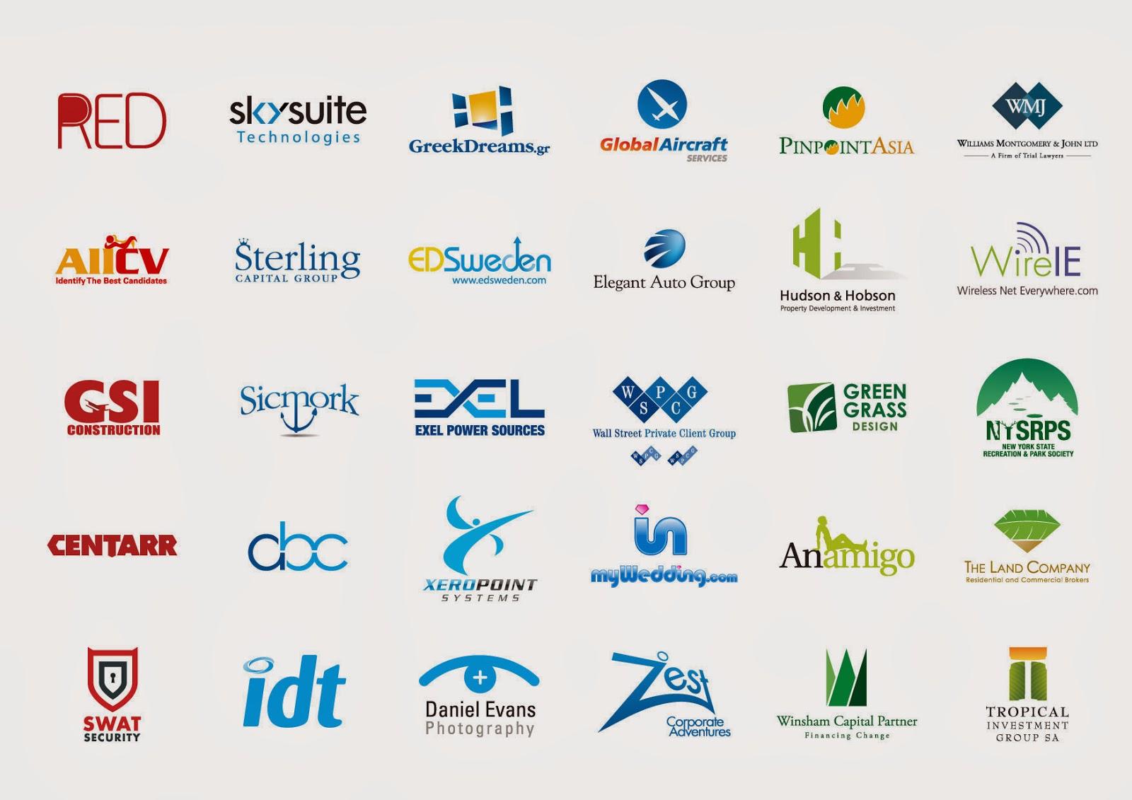 Premier All Logos: Logo Design