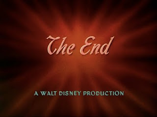 O fim (the end) da Walt Disney