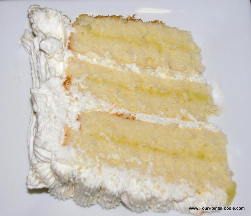 Betty Crocker Lemon Chiffon Cake Mix