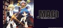 """ماغي: مملكة السحر الجزء الثاني """"Magi The Kingdom of Magic second season"""""""