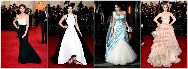 Be Fashion Be Glamour By Nushka: Gala MET 2014 ★Los ...
