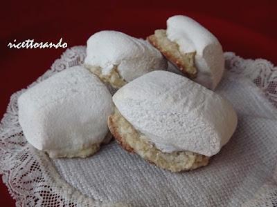 Ossa dei morti ricetta biscotti