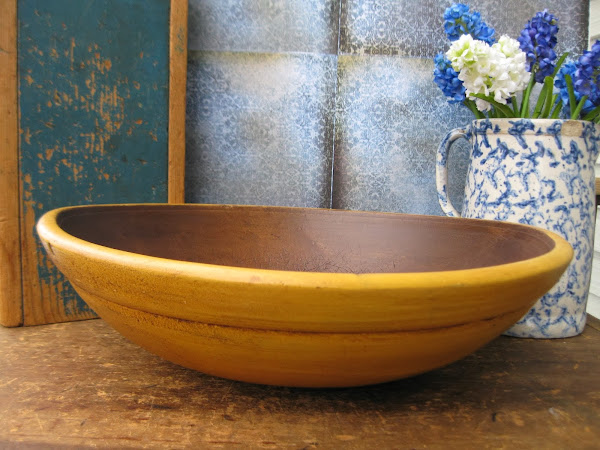 Yellow Dough Bowl, one of many!