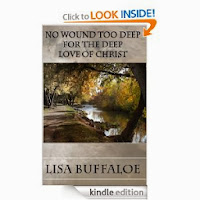 No Wound Too Deep by author & speaker Lisa Buffaloe