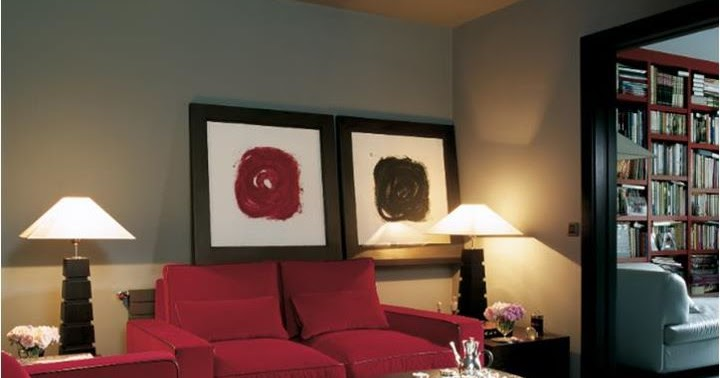Juegos De Decorar Living Room ~   ROJO Y NEGRO  SALAS Y COMEDORES DECORACION DE LIVING ROOMS DECORATION