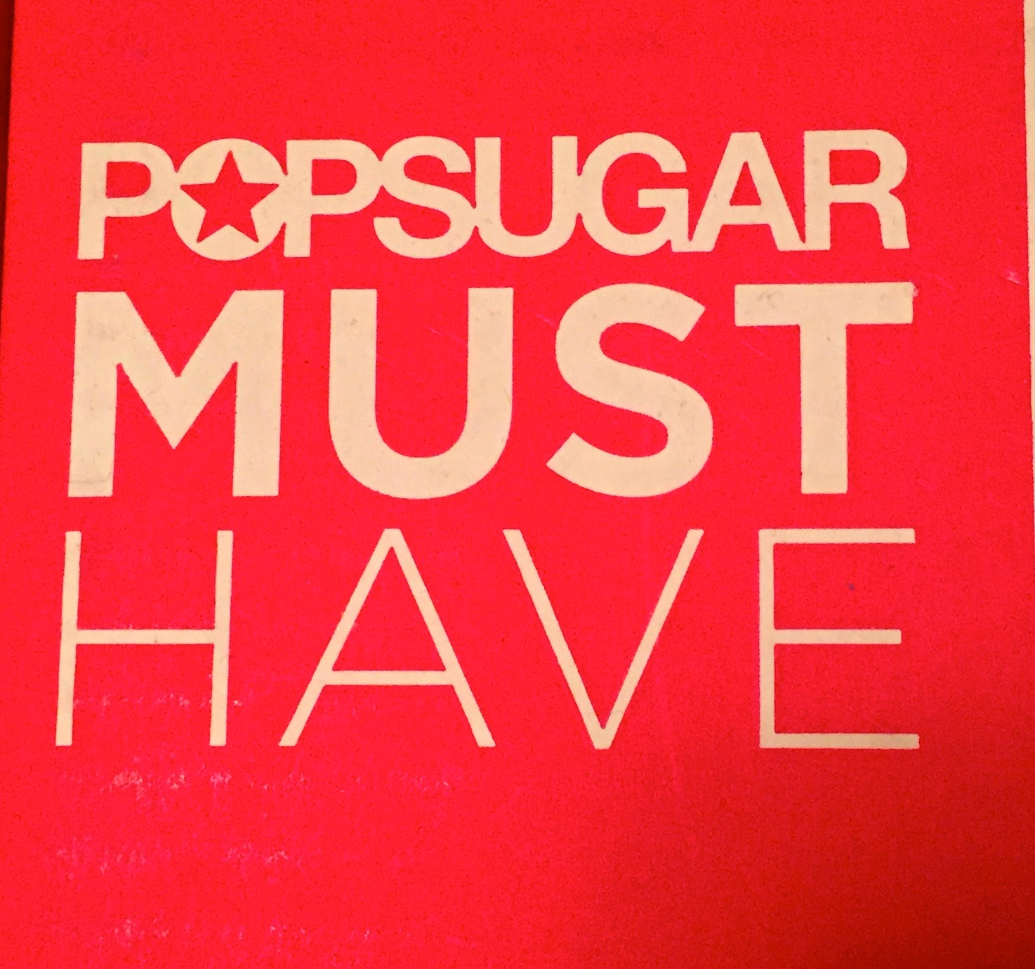 popsugar must have box, subscription box review, popsugar must have box review, review on popsugar, cute ideas,