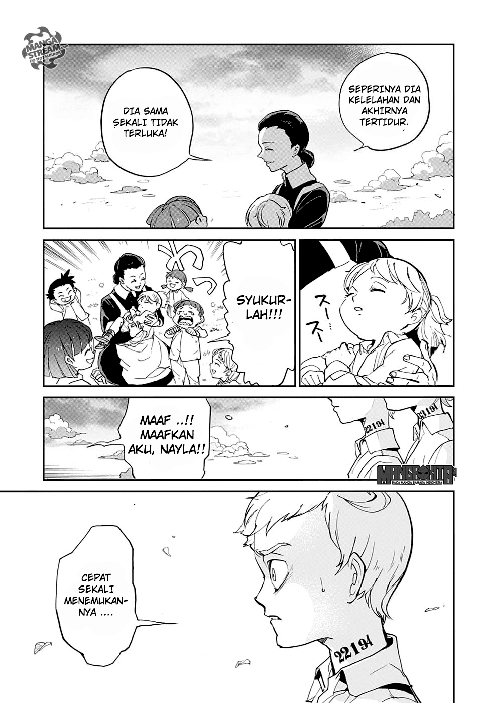 The Promised Neverland Chapter 02-23