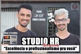 STUDIO HR - CABELO E ESTÉTICA