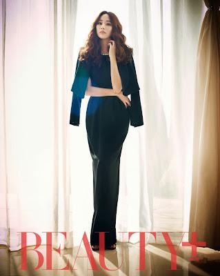 Kim Hyo Jin - Beauty+ Magazine November Issue 2013