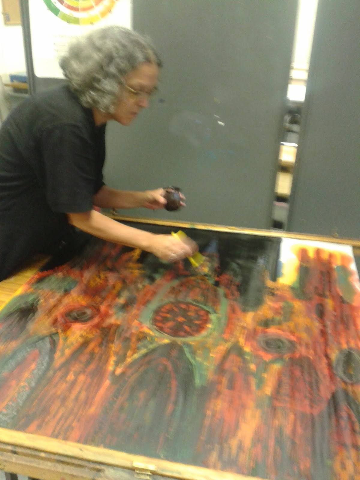 Peinture sur soie atelier de peinture sur soie for Technique de peinture sur soie en video