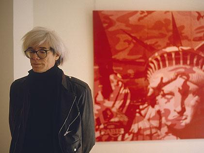 Did Andy Warhol Wear A Wig 38