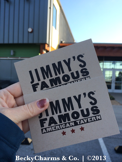 Jimmy's Famous American Tavern | off Harbor Drive in San Diego, CA by BeckyCharms