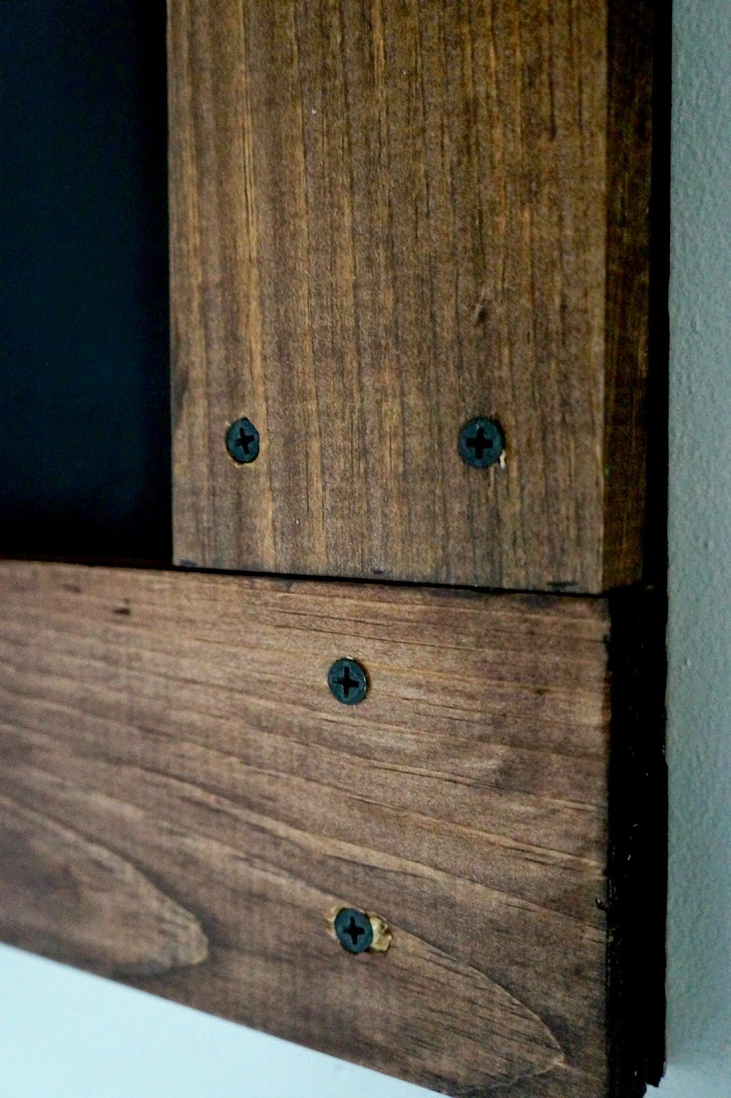Adding Rustic touches