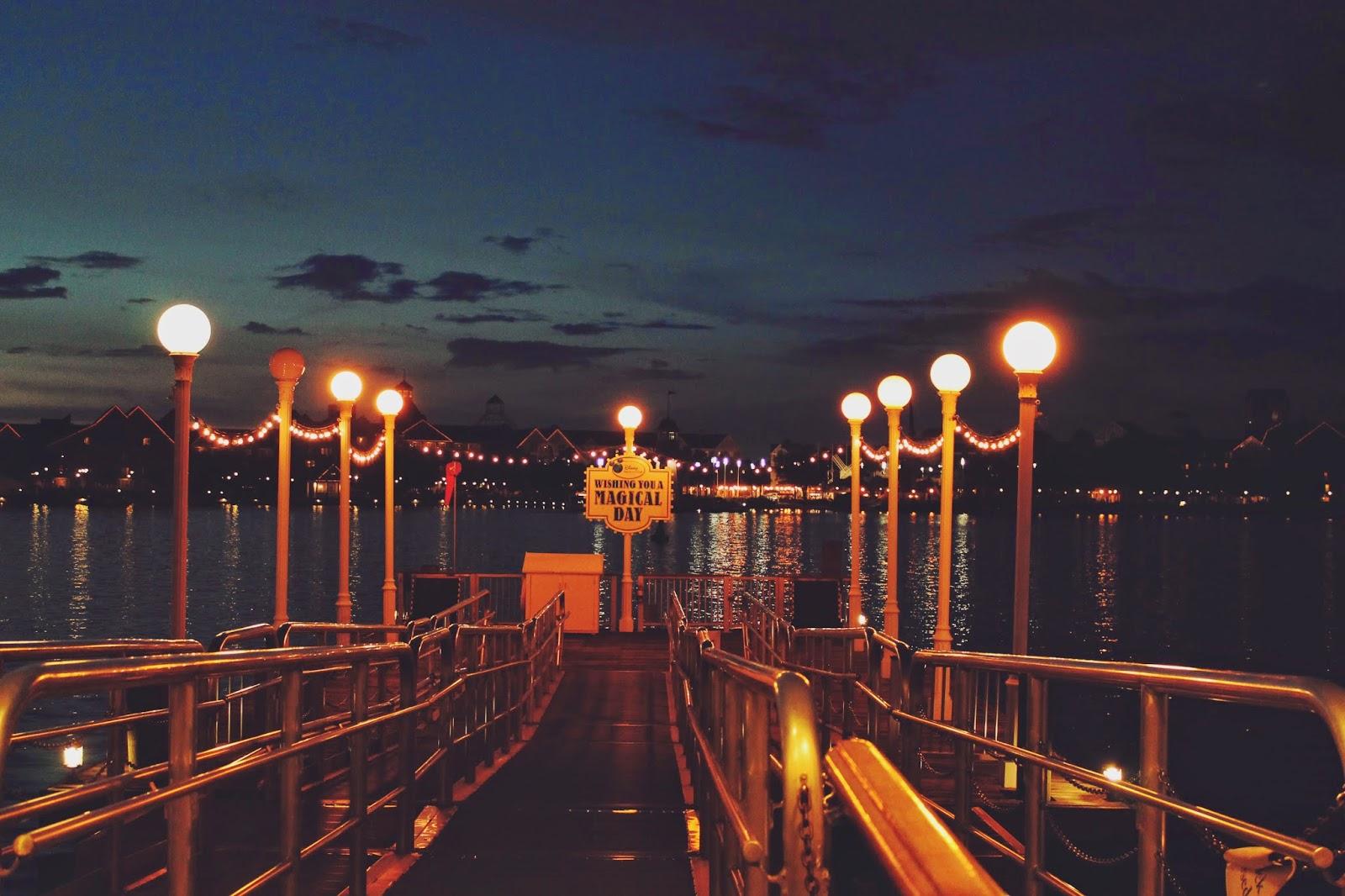Florida Boardwalk Pier