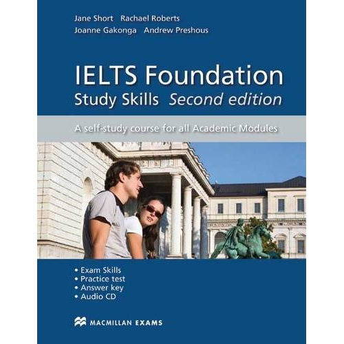 Ielts Foundation: Study Skills Pack
